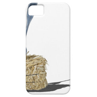 ForkInBaleOfHay061315.png iPhone 5 Cover
