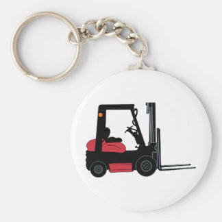 Forklift Key Ring