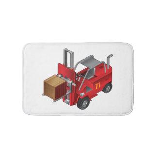 Forklift Truck Bath Mat