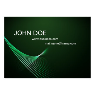 form_green_business pack of chubby business cards