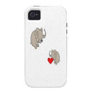 form of love on Valentine s Day Vibe iPhone 4 Covers