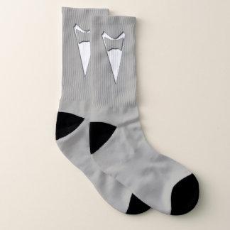 Formal Groom or Prom Your Background Color Socks