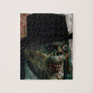 Formal Zombie Jigsaw Puzzle