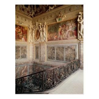 Former chamber of Anne de Pisseleu Postcard