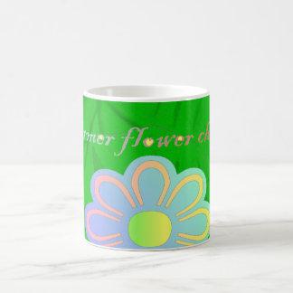 former flower child morphing mug