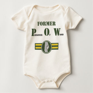 Former Prisoner of Womb (Infant Baby Bodysuit