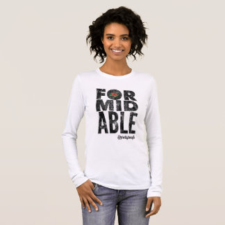 Formidable 2 by Pretty Tough Long Sleeve T-Shirt