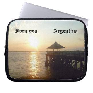 Formosa (BASIC design) Laptop Sleeve