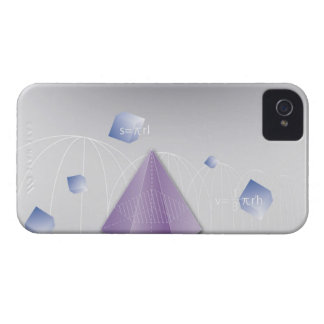 Formula, graph, math symbols 8 iPhone 4 covers