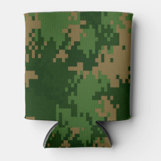Forrest Camo Can Cooler