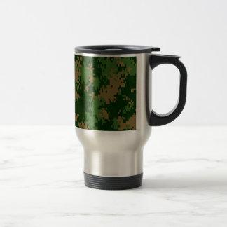 Forrest Camo Coffee Mug