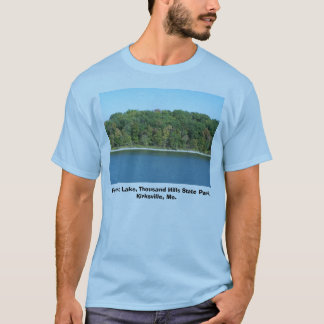 Forrest Lake, Thousand Hills Stat... T-Shirt