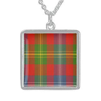 Forrester Scottish Tartan Custom Necklace