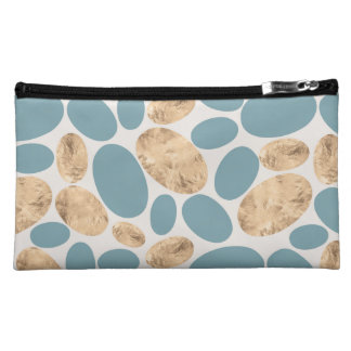 Forsmark Sueded Cosmetic Bag