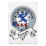 Forsyth Clan Badge iPad Mini Covers