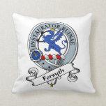 Forsyth Clan Badge Pillows