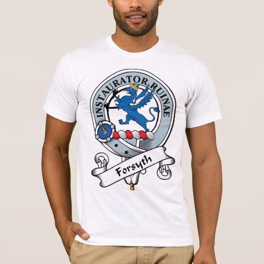 Forsyth Clan Badge T-Shirt