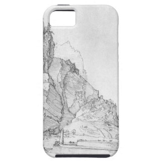 Fort between mountains and sea by Albrecht Durer iPhone 5 Case