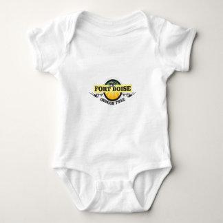 fort boise OT art Baby Bodysuit