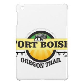 fort boise OT art Case For The iPad Mini