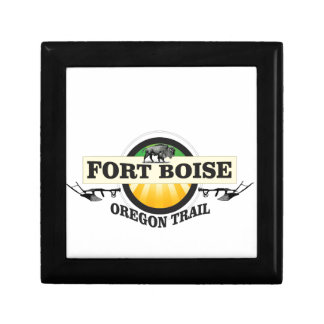 fort boise OT art Gift Box