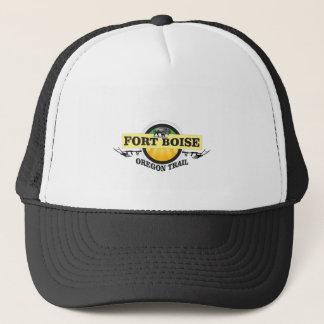 fort boise OT art Trucker Hat