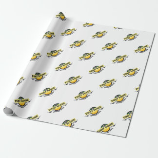 fort boise OT art Wrapping Paper