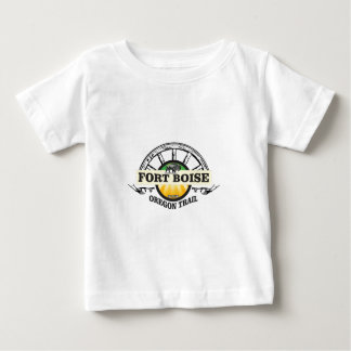 fort boise yellow marker baby T-Shirt