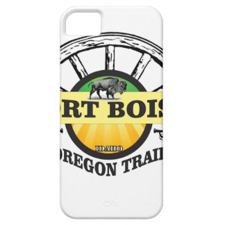 fort boise yellow marker barely there iPhone 5 case