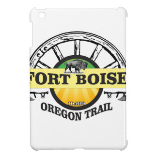 fort boise yellow marker cover for the iPad mini