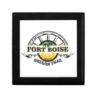 fort boise yellow marker gift box