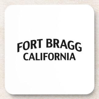 Fort Bragg California Beverage Coaster