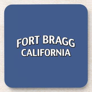 Fort Bragg California Beverage Coasters