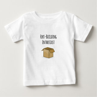 Fort-Building Enthusiast Baby T-Shirt