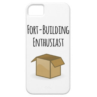 Fort-Building Enthusiast Barely There iPhone 5 Case