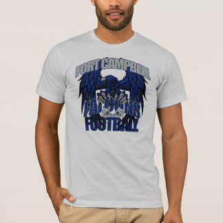 Fort Campbell Falcons Football T-Shirt