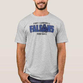 Fort Campbell Falcons Redemption Light Tee