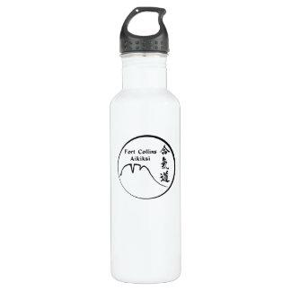Fort Collins Aikikai Aluminum 710 Ml Water Bottle