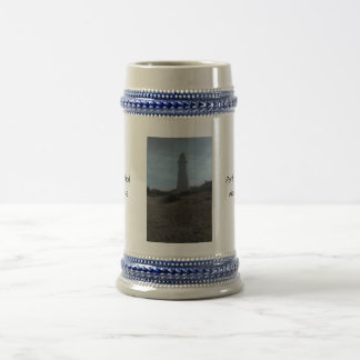 Fort Gratiot Lighthouse Beer Stein