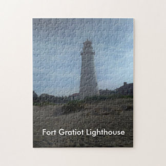 Fort Gratiot Lighthouse Jigsaw Puzzle