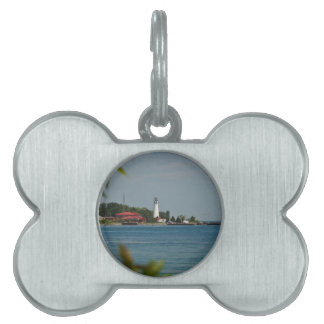 Fort Gratiot Lighthouse Pet ID Tag
