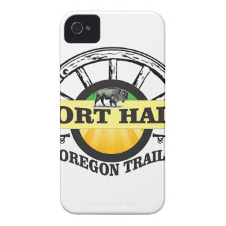 fort hall color iPhone 4 case
