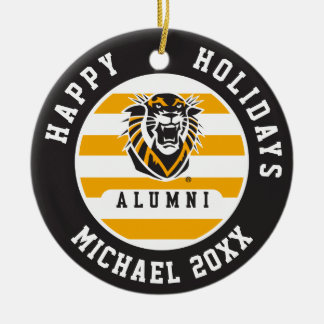 Fort Hays State | Alumni Ceramic Ornament