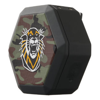 Fort Hays State | Camo Black Bluetooth Speaker