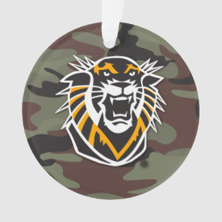 Fort Hays State   Camo Ornament