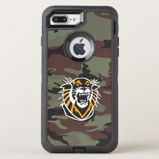 Fort Hays State | Camo OtterBox Defender iPhone 8 Plus/7 Plus Case