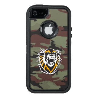 Fort Hays State | Camo OtterBox Defender iPhone Case