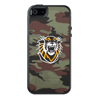 Fort Hays State | Camo OtterBox iPhone 5/5s/SE Case