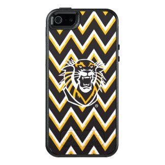 Fort Hays State | Chevron Pattern OtterBox iPhone 5/5s/SE Case