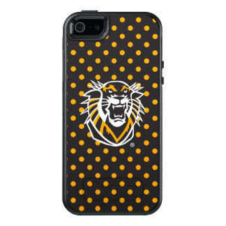 Fort Hays State | Polka Dot Pattern OtterBox iPhone 5/5s/SE Case